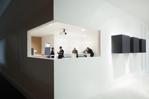 Salão do Móvel de Milão reúne lançamentos para os escritórios do futuro (Foto: Divulgação)
