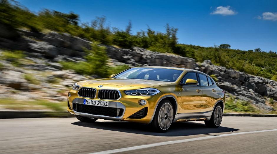 BMW X2 (Foto: Divulgação )