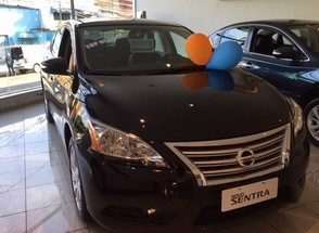 Nissan Sentra (Foto: Autoesporte)