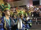 Escolas de samba de Curitiba buscam título (Luiza Vaz / RPC)