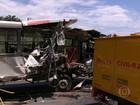 Polícia aguarda alta de motorista para apurar acidente com 5 mortes no Rio