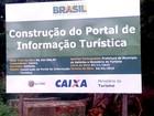 Saltinho anula contrato de construção de Portal de Informação Turística
