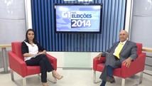 Confúcio promete investir em segurança (Ana Fabre/G1)