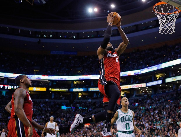 lebron James Miami Heat (Foto: Reuters)