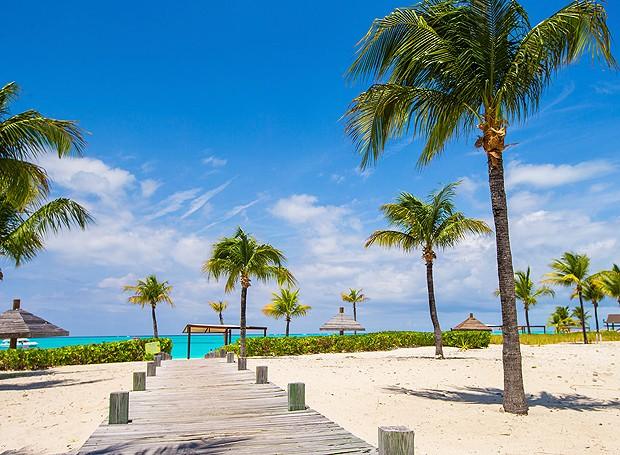 Providenciales, Ilhas Turks e Caicos (Foto: Divulgação/TripAdvisor)
