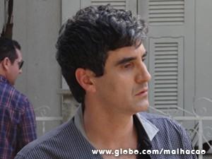 Abelardo fica mal com a humilhação (Foto: Malhação / TV Globo)