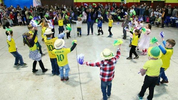 Danças típicas brasileiras para trabalhar a Pluralidade Cultural (Foto: Divulgação/RPCTV)