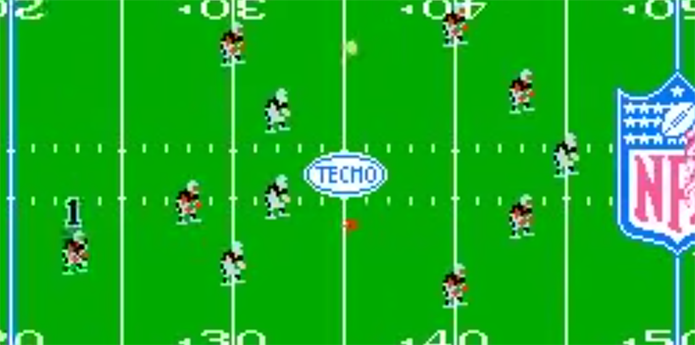 Tecmo Bowl (NES) (Foto: Reprodução)