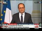 Hollande diz que França declarará estado de emergência após ataques
