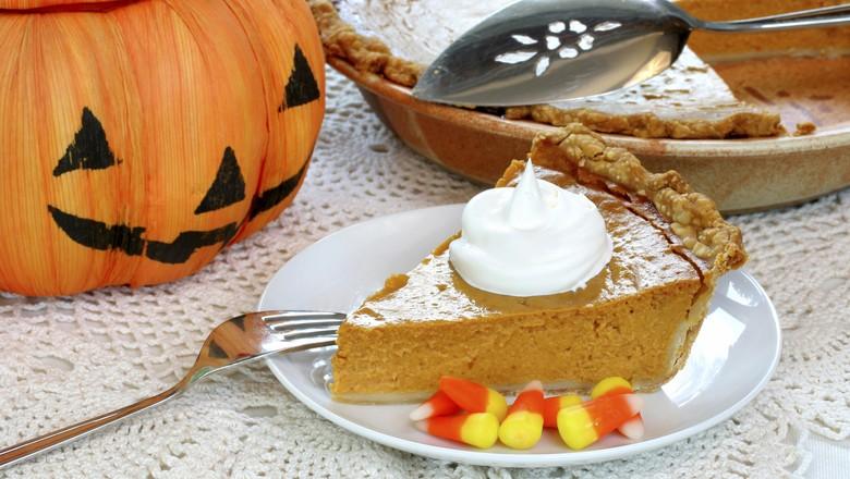 receita_torta_abóbora_halloween (Foto: Shutterstock)