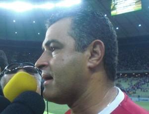Marcelo Chamusca elogia postura do Fortaleza no Clássico-Rei (Foto: Thaís Jorge)