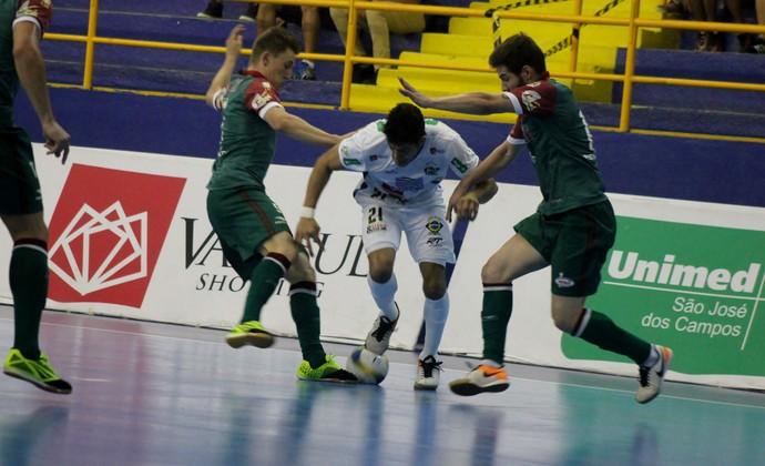 São José Futsal x Orlândia Copa Paulista (Foto: Brenno Domingues/São José Futsal)
