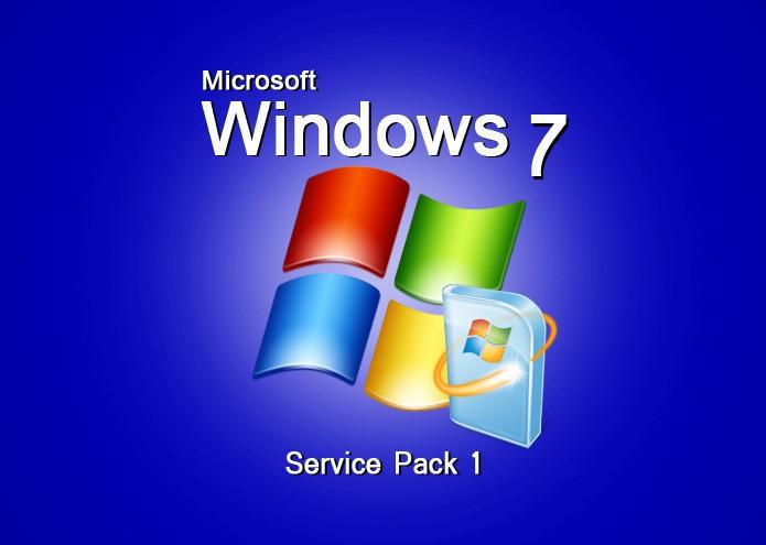 O que service pack 1 sp1 no windows 7 dicas e for Window 7 service pack 1
