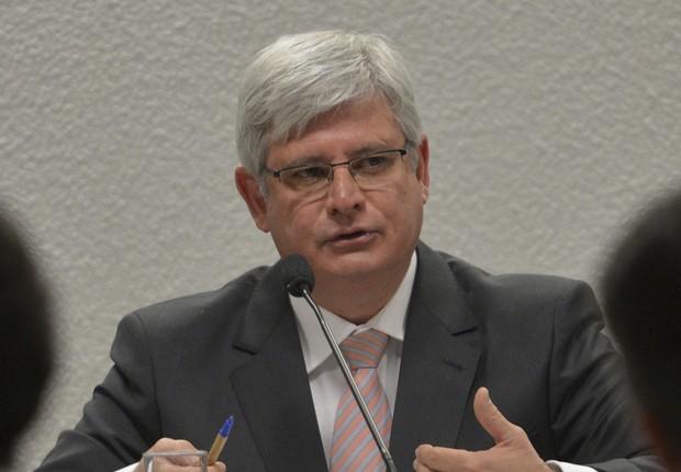 O procurador-geral da República, Rodrigo Janot (Foto: Wilson Dias/Agência Brasil)
