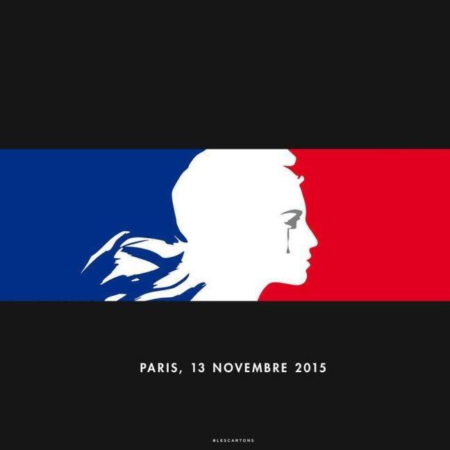 França chora (Foto: Arte: Lescartons)