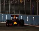 RBR e Ferrari deixam Mercedes para trás no 1º treino livre em Cingapura