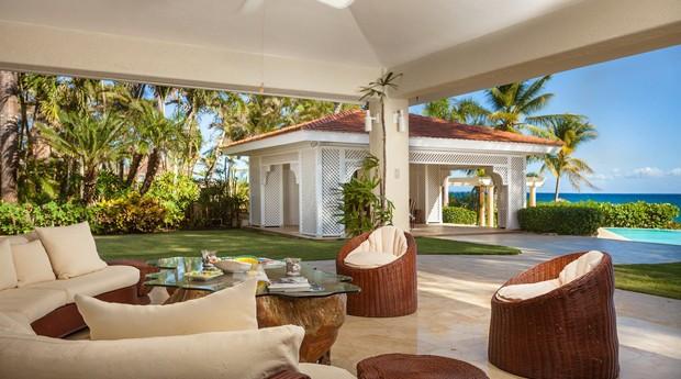 Jennifer Lopez se hospeda com seus gêmeos e Alex Rodriguez no Casa de Campo Resort & Villas (Foto: Divulgação)