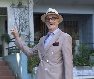 Pedrinho perderá fortuna e irá morar na Tijuca em 'Pega pega' (Maurício Fidalgo )