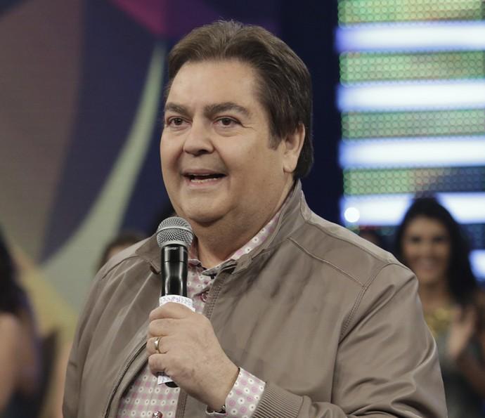 Faustão quer você na plateia do 'Domingão' (Foto: Fábio Rocha / Gshow)