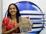 Funcionária da TV Clube vai assistir ao 'Melhores do Ano', ao vivo, na Globo