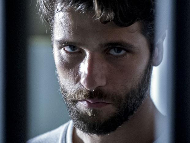 Dupla Identidade.doc debate a vida de psicopatas e outros criminosos na cadeia (Foto: Estevam Avellar/Globo)