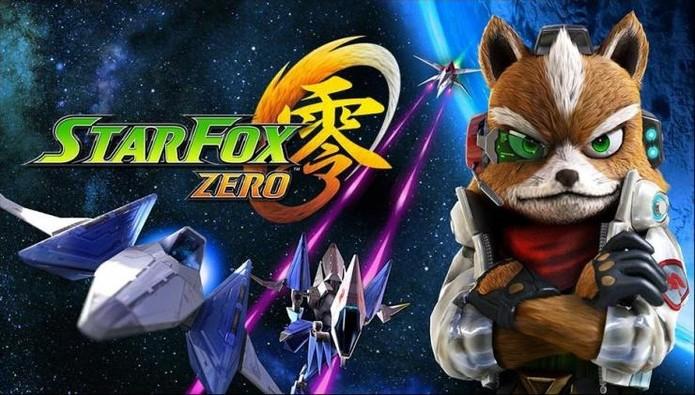 Star Fox Zero chega ao Wii U (Foto: Divulgação/Nintendo)