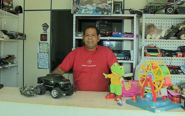Hospital do Brinquedo é destaque no Amazônia Revista em Rondônia (Foto: Amazônia em Revista)