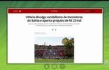 Confira os destaques do futebol desta terça-feira (20) no GloboEsporte.com/ba