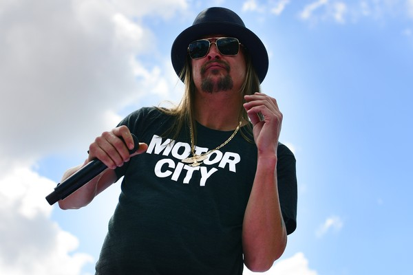 O músico Kid Rock (Foto: Getty Images)