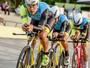 Equipe santista de ciclismo é destaque no Campeonato Brasileiro de Pista