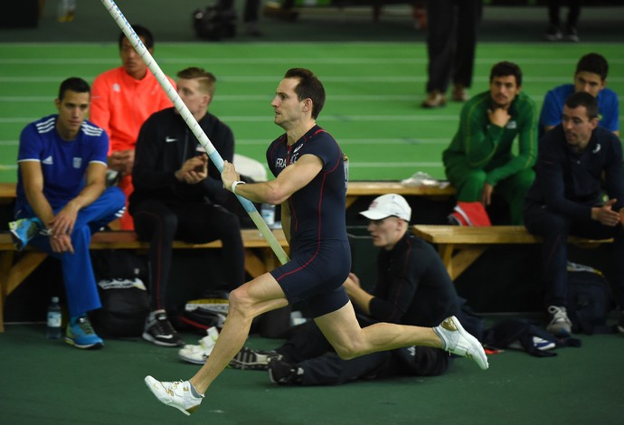 atletismo Renauld Lavillenie Portland (Foto: AFP)