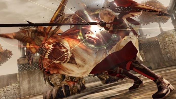 Lightning Returns: Final Fantasy 13 (Foto: Divulgação) (Foto: Lightning Returns: Final Fantasy 13 (Foto: Divulgação))