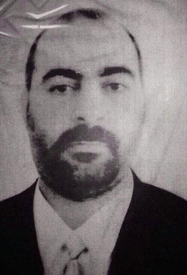 Foto divulgada pelo Ministério do Interior do Iraque supostamente mostra Abu Bakr al-Bagdadi, líder do Estado Islâmico no Iraque e no Levante (EIIL)  (Foto: AP Photo/Iraqi Interior Ministry, File)