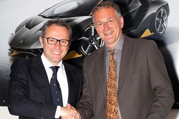Lamborghini ajuda instituto médico em pesquisas de próteses (Foto: Divulgação)