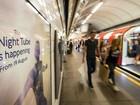 Metrô de Londres inaugura serviço noturno nesta sexta