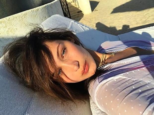 Bella Hadid (Foto: Reprodução/ Instagram)