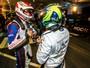 Massa e Piquet perdem para dupla inglesa, que vence Copa das Nações
