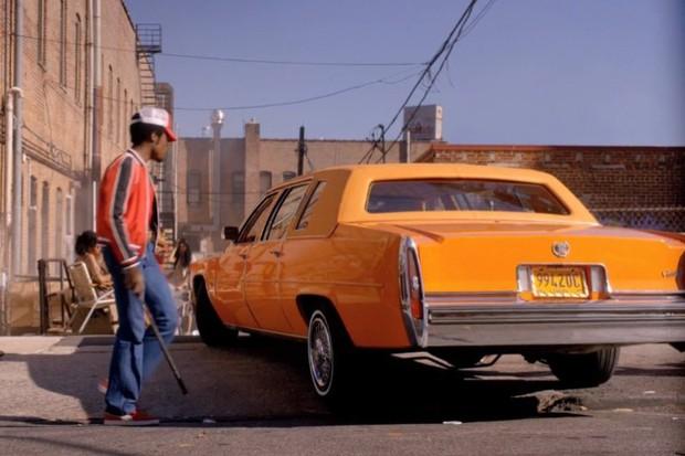 Cadillac Fleetwood Limousine é um pouco novo para estar nesta época (Foto: Reprodução)