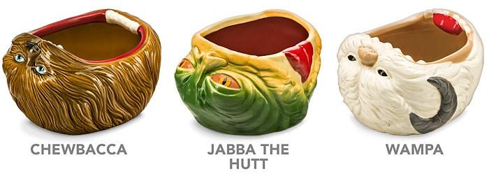 Produtos de Star Wars estão disponíveis para venda online (Foto: Divulgação )
