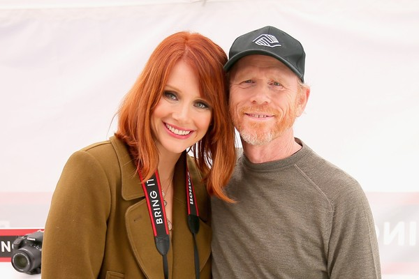 Bryce Dallas e Ron Howard (Foto: Getty Images)