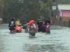 Mais de 300 afetados por chuva no RS voltam para casa nas últimas 24h