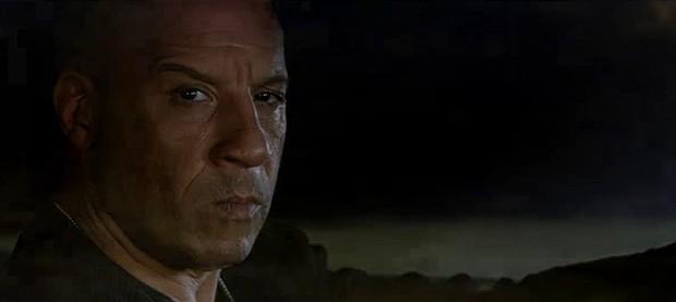 Vin Diesel vira vilão em Velozes e Furiosos 8 (Foto: Reprodução)