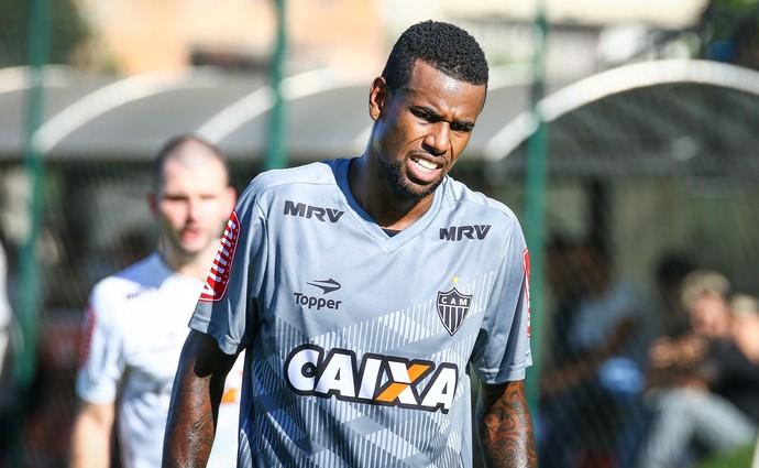 Felipe Santana; Atlético-MG (Foto: Bruno Cantini/CAM)