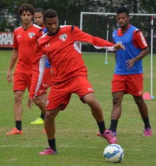 Reinaldo São Paulo (Foto: Site oficial do SPFC)