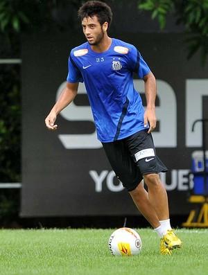 Felipe Anderson (Foto: Divulgação Santos FC)