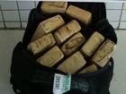 Cozinheiro é preso com tabletes de maconha em ônibus no Tocantins
