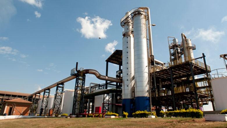 destilaria-etanol-Unidade-Cruz-Alta-Olímpia-Guarani-Tereos (Foto: Divulgação)