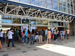 Provas foram aplicadas durante a manhã e tarde deste domingo, em Manaus