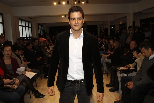 Jorge Pontual (Foto: Celso Tavares / EGO)
