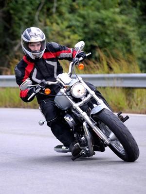 Harley-Davidson Sportster 1200 Custom (Foto: Raul Zito/ G1)